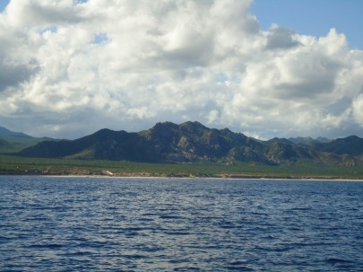 Bahia Los Frailes