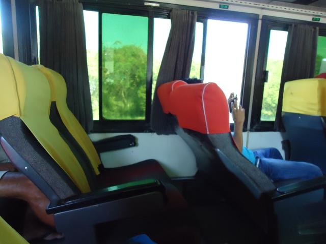 The inferior bus