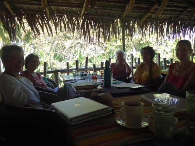 La Manzanilla Writer's Group