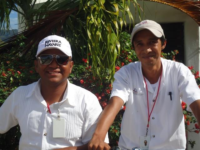 Alfredo and Jose