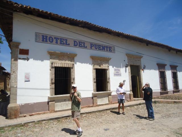 Hotel de Puente
