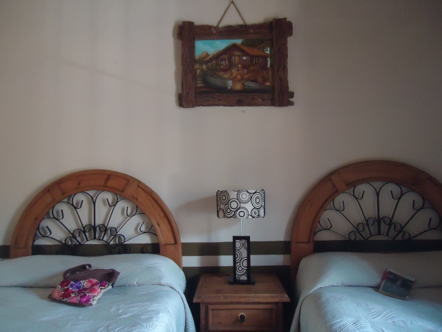 Double Room  Cost - $15.00