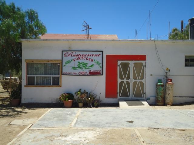La Restaurente Tortugas