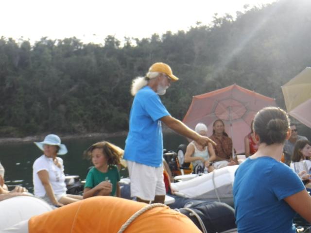 Robert - the Mayor of Tenecatita